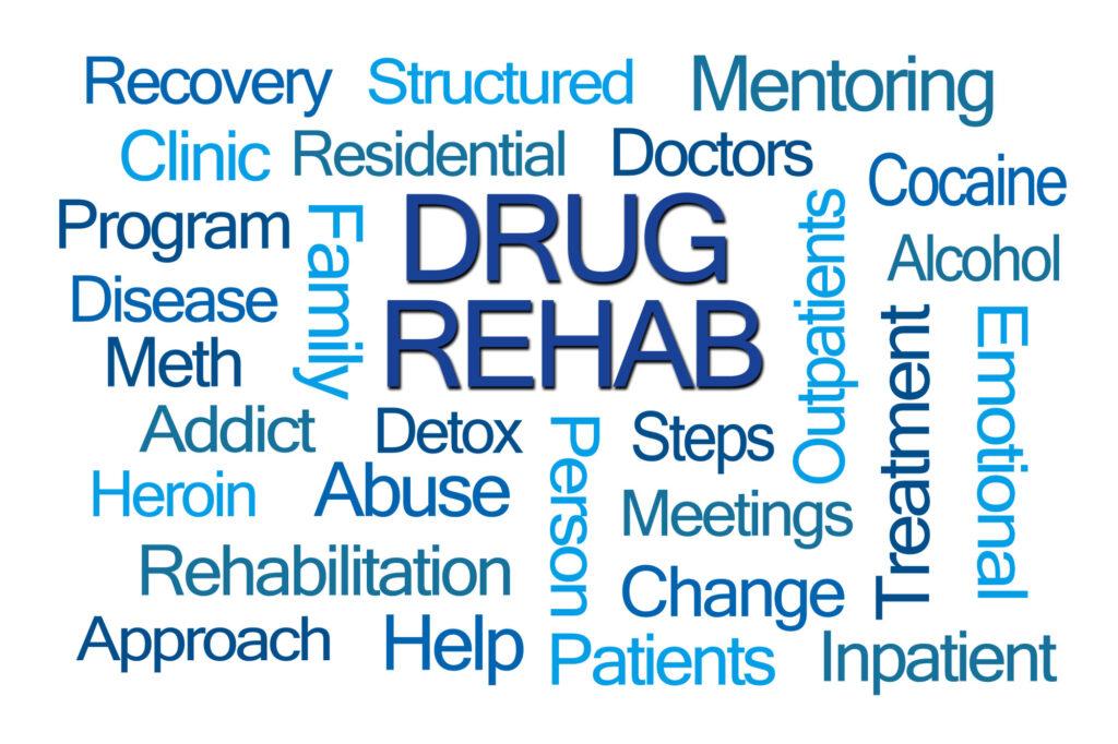 how long is drug rehab